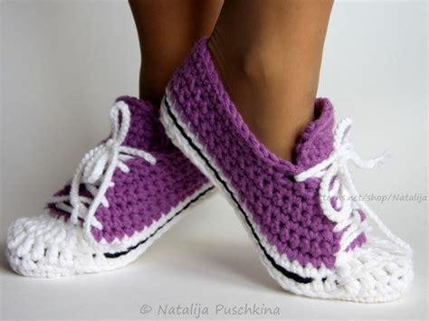 crochet pattern shoe socks crochet tennis shoe slippers crochet and knit