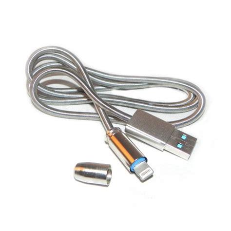 Kabel Charger Iphone Jual Kabel Charger Iphone Metal Murah