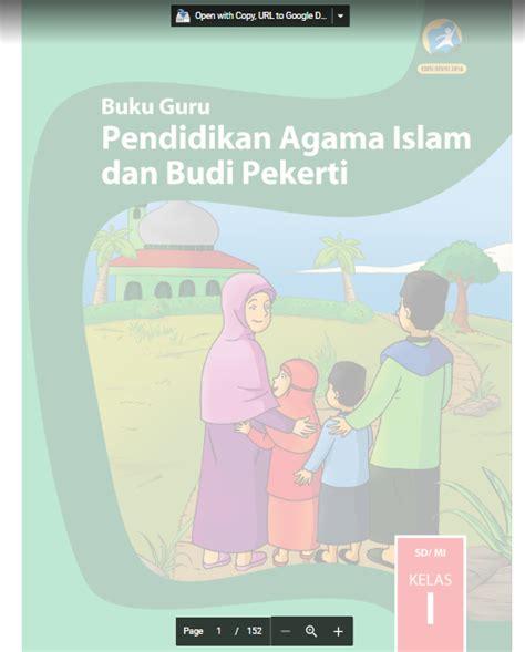 Pendidikan Agama Islam Dan Budi Pekerti K13 Kelas 2 buku siswa kelas 1 k13 revisi tahun 2017 pendidikan agama