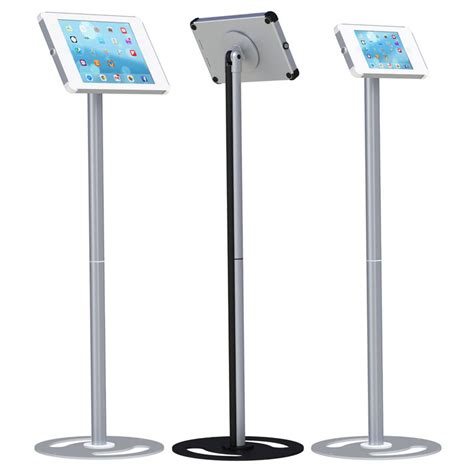 ipad easel stand secure ipad tablet enclosures holders stands