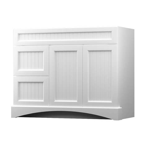 42 x 21 bathroom vanity shop kraftmaid summerfield nordic white casual bathroom