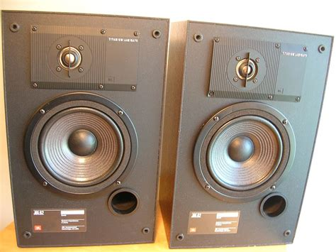 Speaker Jbl Usa jbl 62 bookshelf speakers rosewood finish made in usa for sale canuck audio mart