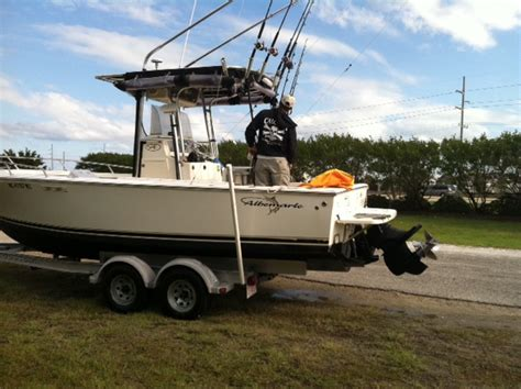 albemarle boats outboard 2004 albemarle 242 cc the hull truth boating and
