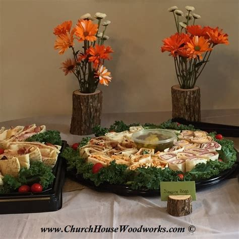 buffet table setting arrangement rustic 4 weddings rustic snack and buffet table setting