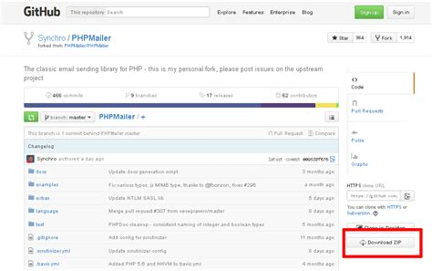 phpmailer tutorial send mail with php