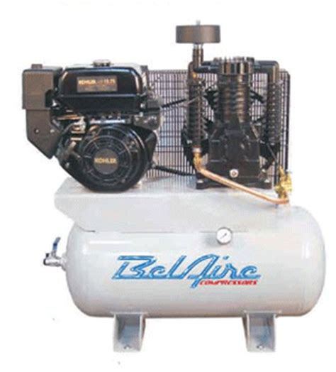 belaire compressor ghkl   owners manual