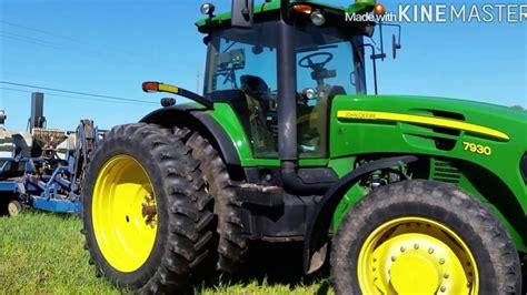Deere 16 Row Planter by Kinze 3650 16 Row Corn Planter And Deere 7930 Planting Corn 2016