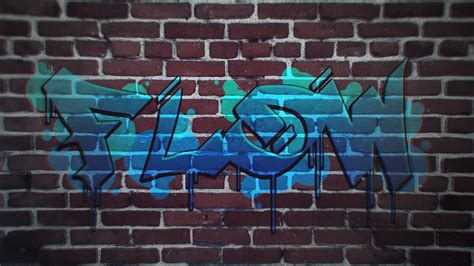 flow graphics simple graffiti text tutorial youtube