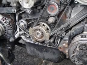 Mitsubishi L200 Timing Belt Replacement Mitsubishi L200 Crank Bolt Sheared Snapped Removal And
