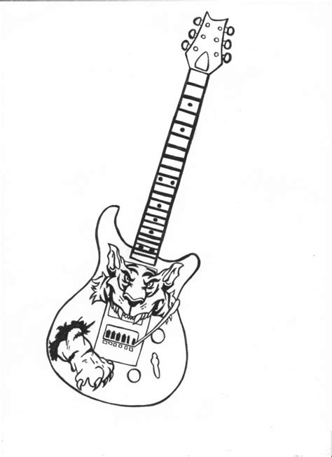 guitar tattoo designs art guitar tattoos and designs page 62