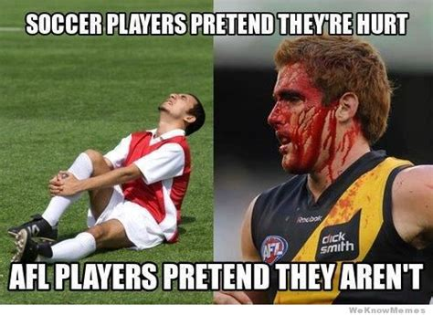 Soccer Player Meme - soccer players pretend they re hurt weknowmemes