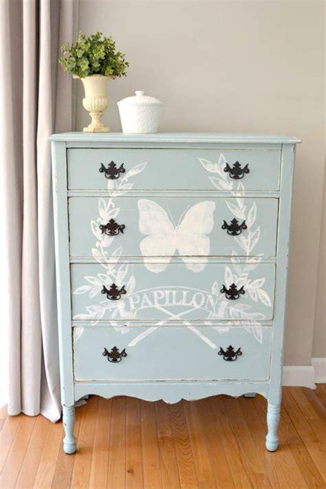 Butterfly Dresser by Refinished Butterfly Dresser