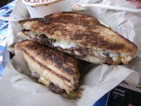 hamburgers and oyster stew a grilled cheese roadfood