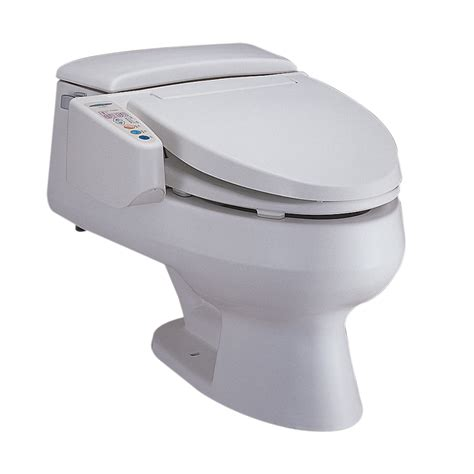 lowes bathroom toilets hometech industries hi 400 feel fresh bidet toilet seat