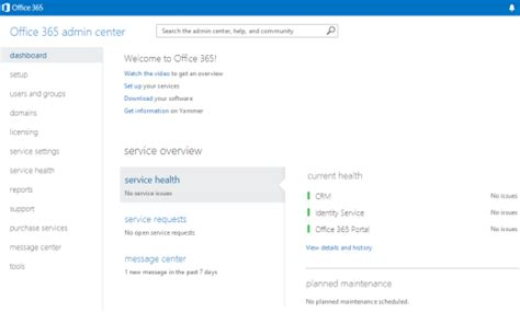 Office 365 Portal Nz Managing User Accounts In Office 365 Auckland