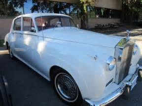 1960 Rolls Royce Silver Shadow 1960 Rolls Royce Shadow For Sale Rolls Royce Cloud 1960