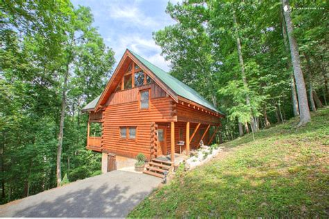 cabin cing in great smoky mountains