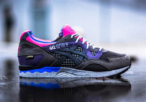 new shoes release packer shoes x asics gel lyte v tex release date