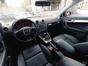 Audi A3 Sline Interior 2007 Audi A3 2 0t S Line Maglinao Magic Eurotuner Magazine