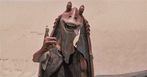 Three Story Home Plans by Rian Johnson Is Not Against Bringing Back Jar Jar Binks
