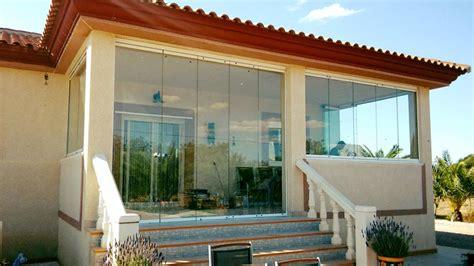 cortinas de plastico para terrazas cortinas de cristal climalit cerramientos de terrazas