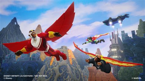 disney infinity for disney infinity 2 0 marvel heroes gets two new