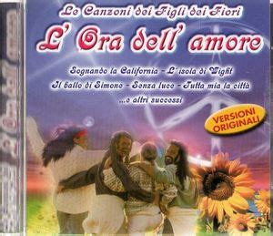 canzoni figli dei fiori various artists concept albums themed compilations le