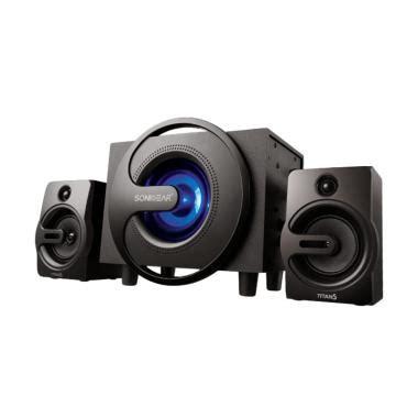 Speaker Bluetooth Sonic Gear jual sonicgear new titan 5 btmi bluetooth speaker harga kualitas terjamin blibli