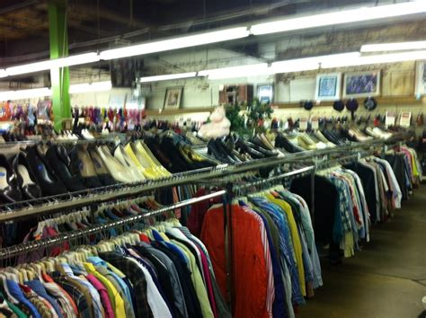unique thrift store closed s clothing portland
