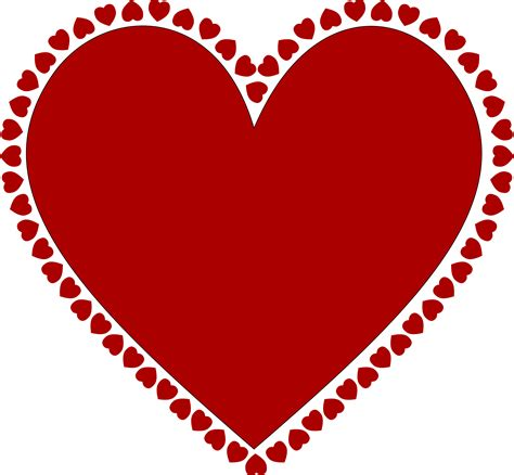 heart pictures images photos hearts clipart heart frame pencil and in color hearts