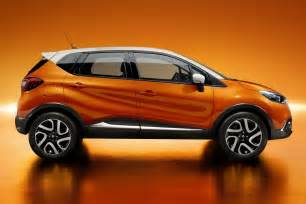 Renault Captue Renault Captur Crossover Photos Revealed Autotribute