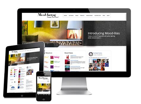 responsive layout design exles award winning responsive website design development