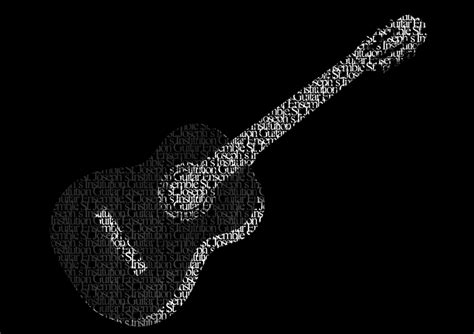 typography guitar tutorial guitar typography by thesinglish on deviantart