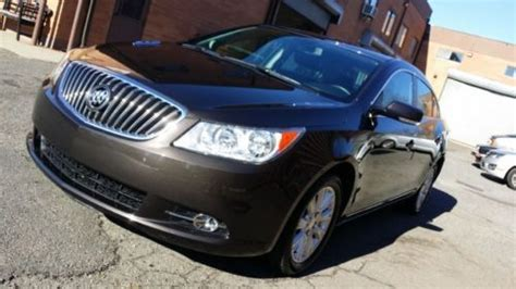 2013 buick lacrosse leather 2 4 l hybrid buy used 2 4l ecotec lthr htd seats sunroof heads up
