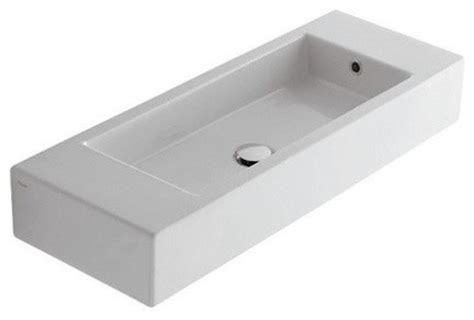 12 inch bathroom sink ceramica globo classic wall hung basin 12 inch modern