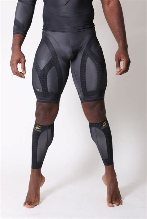muscle pattern running tights 1000 images about enerskin men s compression tights on