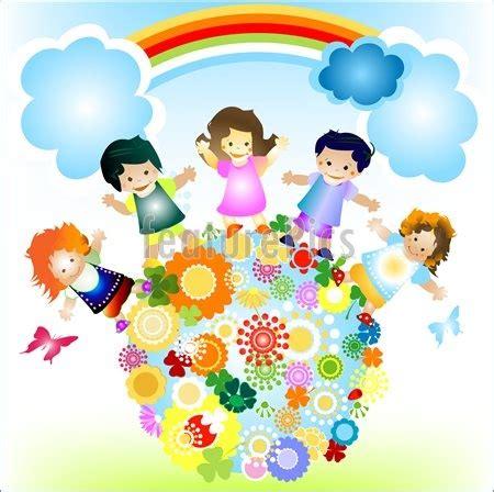 immagini clipart bambini happy children clipart clipartsgram