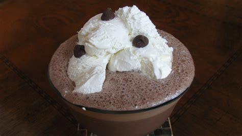 frozen hot chocolate calories large healthier frozen hot chocolate tasty kitchen a happy