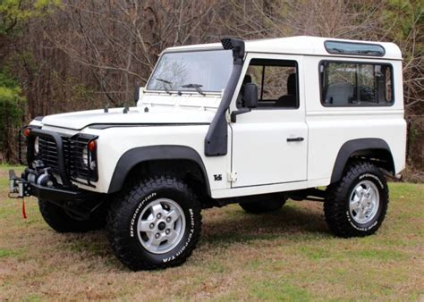 1992 land rover defender 200 tdi for sale land rover