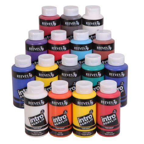 Reeves Acrylic reeves acrylic paint acrylic paint paint