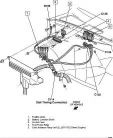 1989 Chevy Fuel Pump Wiring Diagram 1993 Chevy Pickup Not Getting Power To The Fuel Pump What