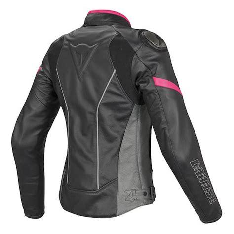 Dainese Racing D1 Leather Jacket Black Fuschia dainese racing d1 perforated s leather jacket revzilla