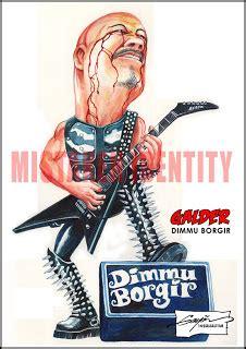 Joran Pancing Venom karikatur