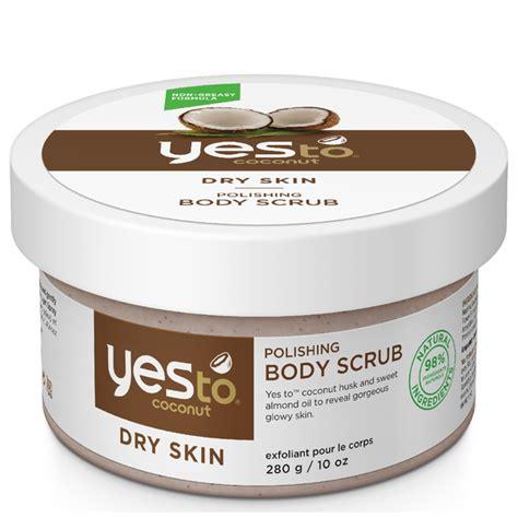 Scrub Yesnow yes to coconut polishing scrub buy mankind