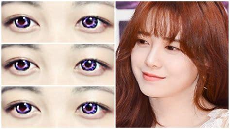 ku hye sun makeup tutorial yoon soo wan gu hye sun quot angel eyes quot 엔젤 아이즈 makeup
