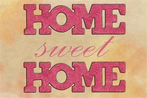 Sweet Home home sweet home free stock photo domain pictures