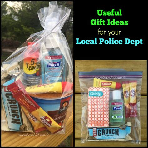 Gifts For Officers by Small Appreciation Gift Ideas For Your Local