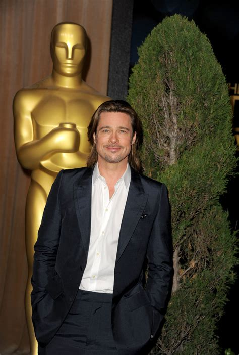 React To Oscar At Luncheon by 2012 Oscar Nominee Lunch Pictures Popsugar