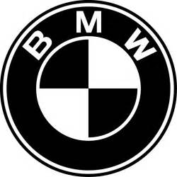 bmw logo black on white bmw logos bmw
