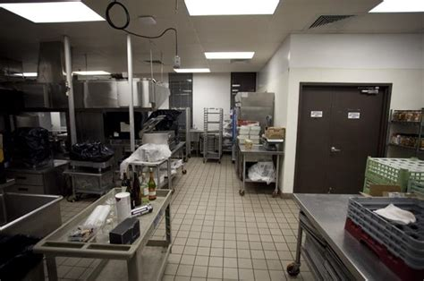 Henrys Kitchen by Henry S Restaurant Kitchen Rit College Of Applied